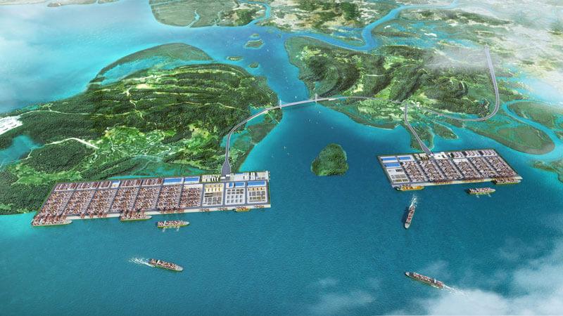 ကျောက်ဖြူ ရေနက်ဆိပ်ကမ်း စီမံကိန်း