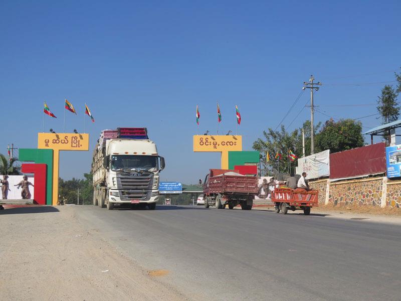 မူဆယ်-မန္တလေး မီးရထားလမ်း