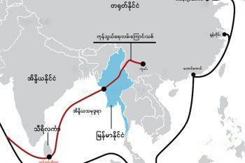 တရုတ်နိုင်ငံ၏ ရေကြောင်းကုန်သွယ်ရေးလမ်းကြောင်းနှင့် မြန်မာ၏ အခန်းကဏ